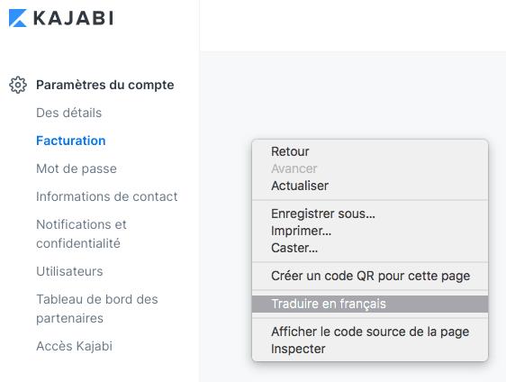 Kajabi en français